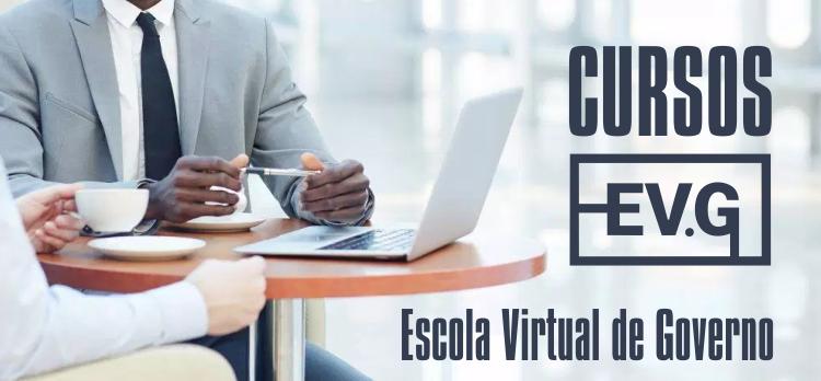 Escola Virtual de Governo oferta cursos sobre sustentabilidade, logística e gestão de riscos para servidores